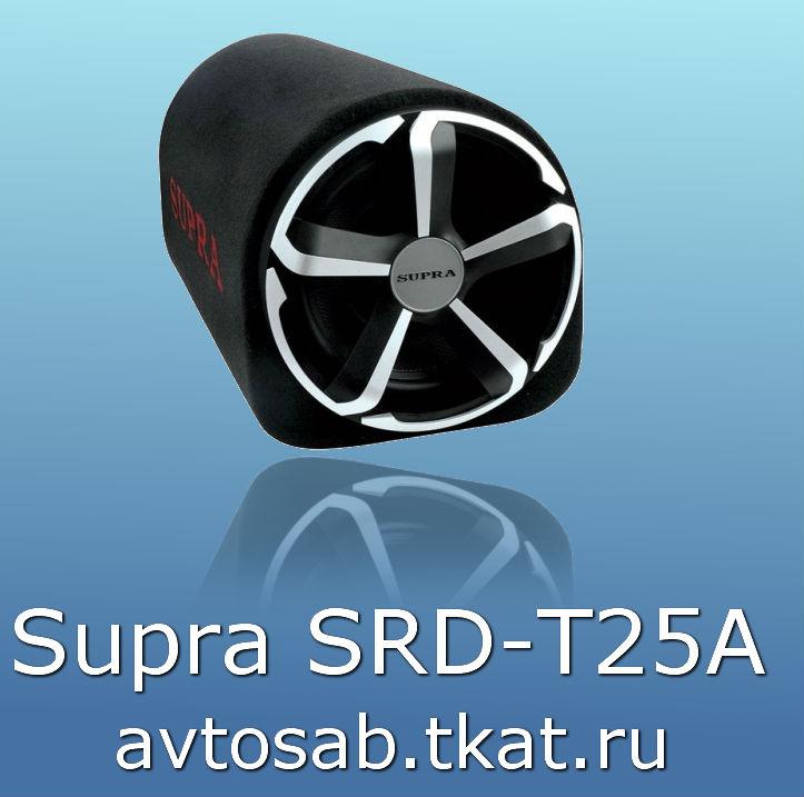 Supra srd t25a инструкция
